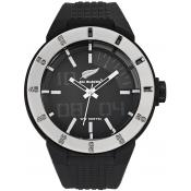 Montre All Blacks Multifonctions Noire Ronde 680104