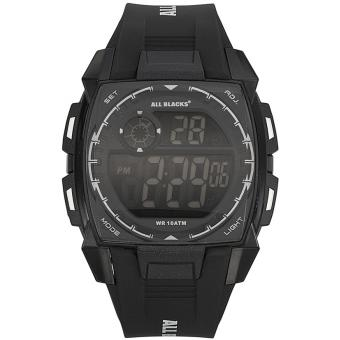 Montre All Blacks 680132 - Montre Digitale Noire Multifonctions Homme