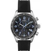 Montre Timex Noire Silicone Dateur T2P184D7