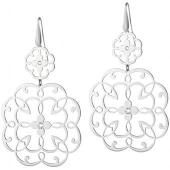 Morellato bijoux - Boucles d'oreilles Fleur Argent Dormeuses - Morellato