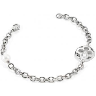 Morellato bijoux - Bracelet Perle Acier Argent Femme - Morellato