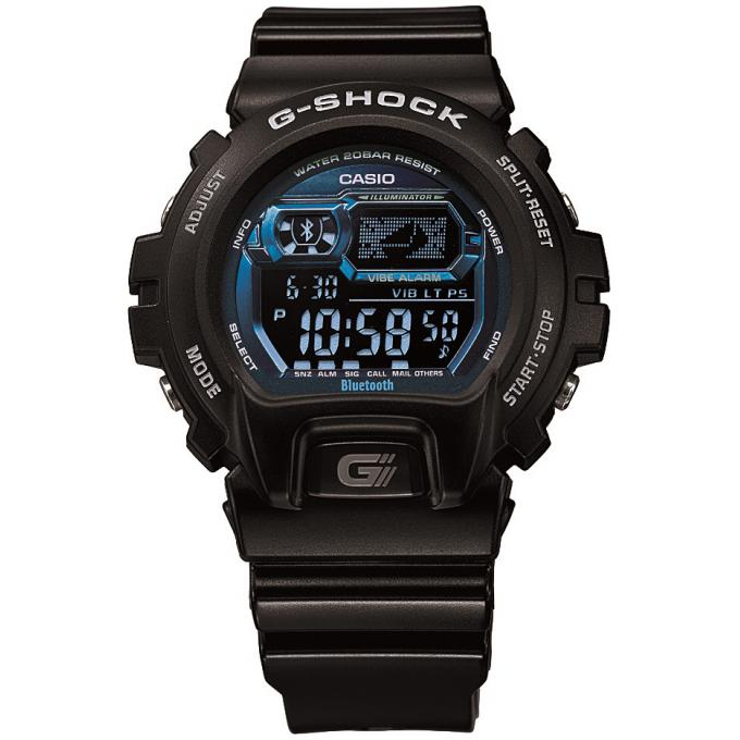 montre casio g shock gb 6900b 1ber montre noire bluetooth homme sur bijourama montre homme. Black Bedroom Furniture Sets. Home Design Ideas