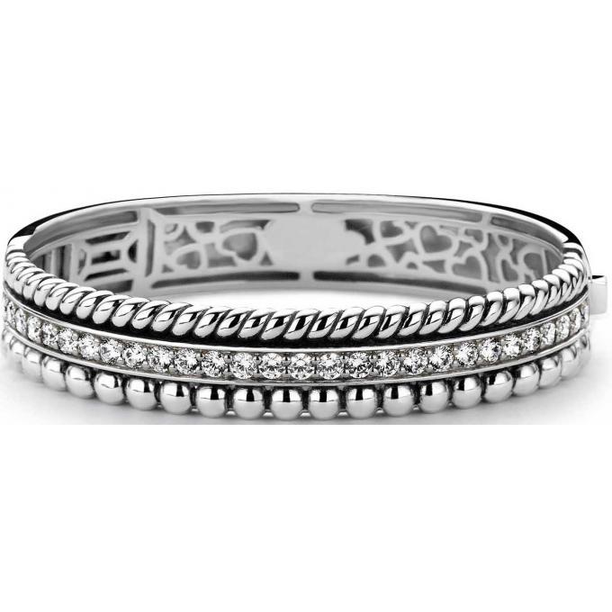 bracelet ti sento 2776zi bracelet argent zirconium femme sur bijourama r f rence des bijoux. Black Bedroom Furniture Sets. Home Design Ideas