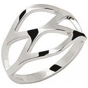 Bague Kenzo Bijoux Argent Design Ciselé 70193341100