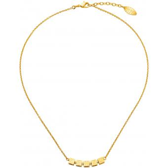 Collier Kenzo 70195720100 - Collier Plaqué Or Perles Femme