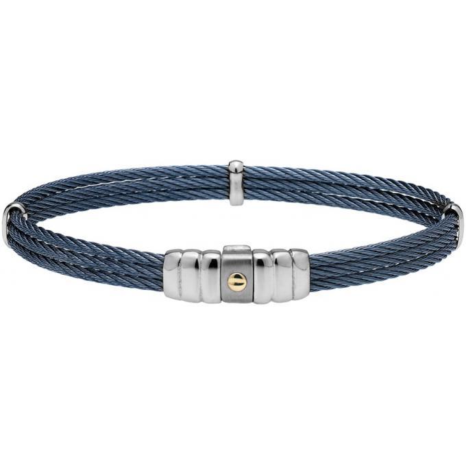 bracelet jourdan bijoux fz115h bracelet cordon bleu mode homme sur bijourama votre r f rence. Black Bedroom Furniture Sets. Home Design Ideas