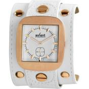 Axcent - Montre Axcent IX1001R-131 - Montre Blanche Homme