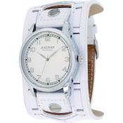 Axcent - Montre Axcent IX15023-111 - Montre Blanche Homme