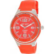 Montre Jet Set Ronde Orange Wb30 J53454-969