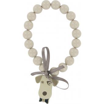 Bracelet Doggy Beige - Zoé Bonbon - Zoé Bonbon