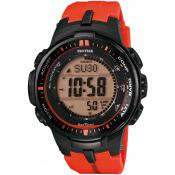 Casio - Montre Casio Pro Trek PRW-3000-4ER - Montre Casio - Collection Pro Trek