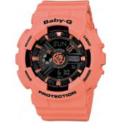 Montre Casio Baby-G BA-111-4A2ER - Montre Rose Digitale Mixte