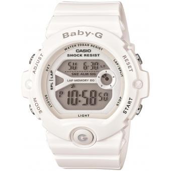Montre Casio Baby G BG 6903 7BER Montre Blanche Digitale  ZCHGe