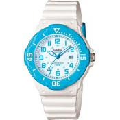 Casio - Montre Casio Collection LRW-200H-2BVEF - Montre Blanche