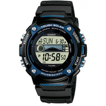Montre Casio Résine Casio Collection W-S210H-1AVEF - Homme