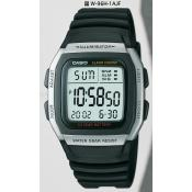 Casio - Montre Casio Collection W-96H-1AVES - Montre Homme Rectangulaire