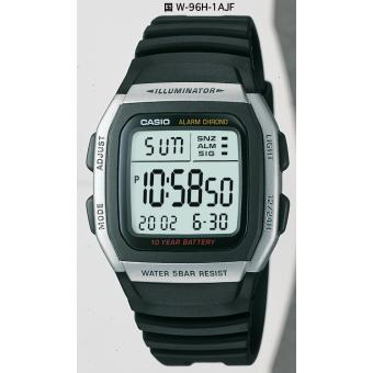 Montre Casio Collection W-96H-1AVES