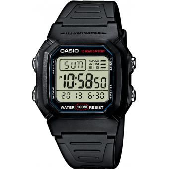 Casio - Montre Casio Collection W-800H-1AVES - Montre Casio