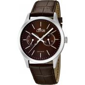 Montre Lotus Cuir Marron Multifonctions L15956-2
