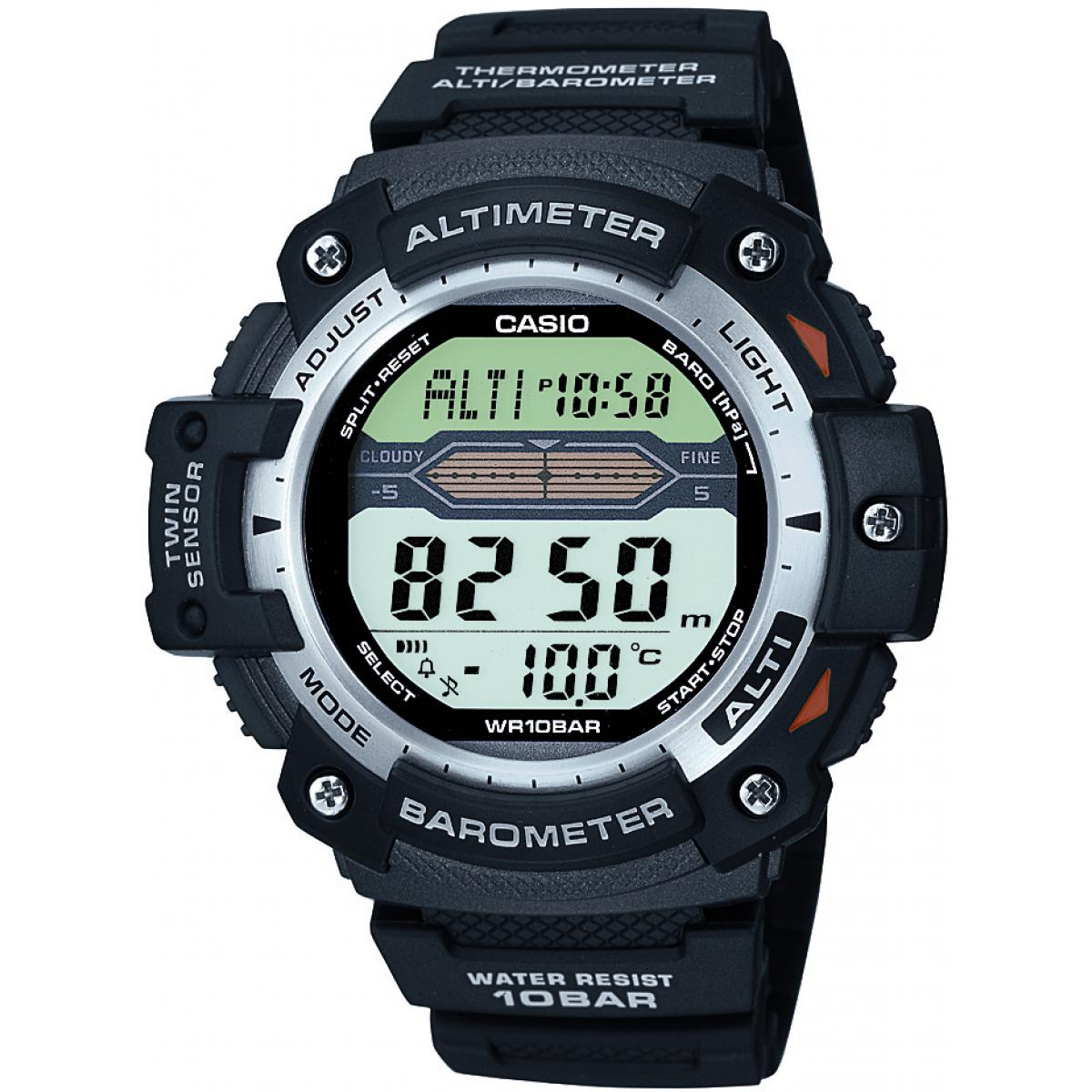 Montre Casio Résine Casio Collection SGW-300H-1AVER - Homme