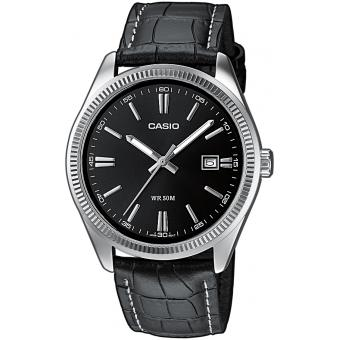 Montre Casio Cuir Casio Collection MTP-1302PL-1AVEF - Homme