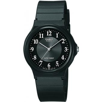Casio - Montre Casio Collection MQ-24-1B3LLEF - Montre Noire Homme