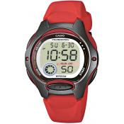 Montre Casio Dateur Digitale Rouge LW-200-4AVEF - Casio