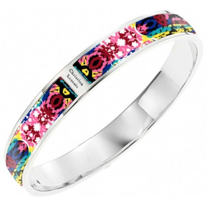 bracelet christian lacroix x16181r bracelet fleuri fin argent femme sur bijourama r f rence. Black Bedroom Furniture Sets. Home Design Ideas
