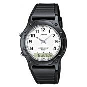 Montre Casio Résine Casio Collection AW-49H-7BVEF - Homme