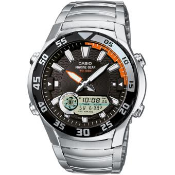 Montre Casio Acier Casio Collection AMW-710D-1AVEF - Homme