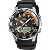 Casio - Montre Casio Collection AMW-710-1AVEF - Montre Noire Homme