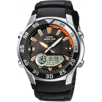Montre Casio Résine Casio Collection AMW-710-1AVEF - Homme