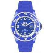 Montre Ice Watch Bleue Ice Beach SI.AMP.U.S.13