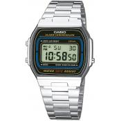 Casio - Montre Casio Retro Vintage A164WA-1VES - Montre Casio Vintage