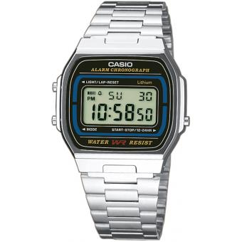 Montre Casio Acier Casio Collection A164WA-1VES - Homme