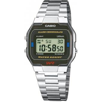 Montre Casio Acier Casio Collection A163WA-1QES - Mixte