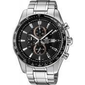 Montre Casio Chrono Dateur EF-547D-1A1VEF - Chronographe
