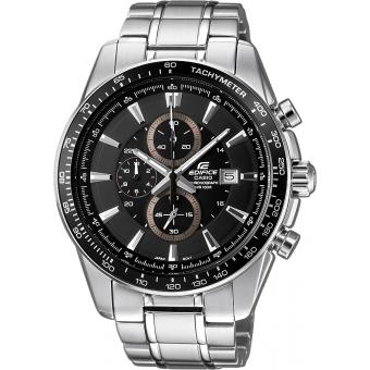 Casio - Montre Casio Edifice EF-547D-1A1VEF - Montre Casio