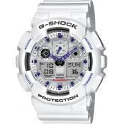 Montre Casio Chrono Dateur GA-100A-7AER - Homme