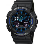 Casio - Montre Casio G-Shock GA-100-1A2ER Homme - Montre Casio
