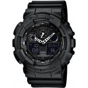 Casio - Montre Casio G-Shock Master of G GA-100-1A1ER Homme - Montre Casio