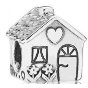 Charms Pandora Maison Coeur Argent 791267
