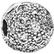 Pandora - Charm Pandora 791286CZ - Bijoux Pandora - Collection Deco