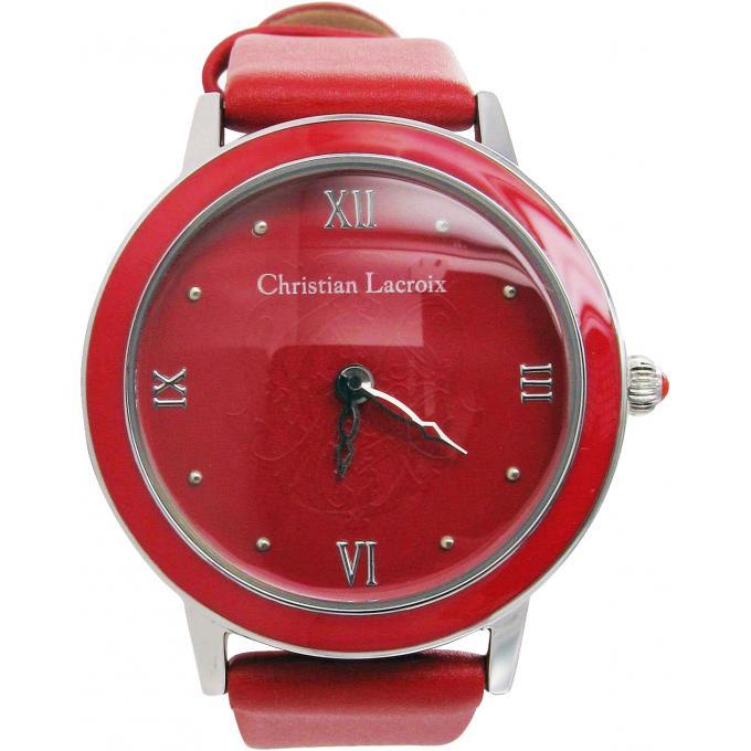 montre christian lacroix les plus belles montres christian lacroix femme page 1. Black Bedroom Furniture Sets. Home Design Ideas