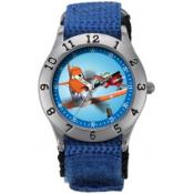 Montre Disney Tissu bleu Planes W001419-71789