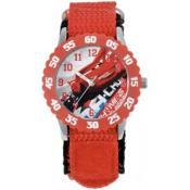 Montre Disney Tissu rouge Cars W001114-71482-4-D