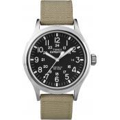 Montre Timex Noire Beige T49962D7