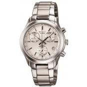 Casio - Montre Casio Sheen SHN-5000BP-7AVEF - Montre Chronographe Femme