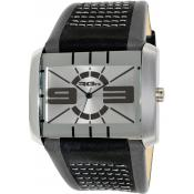 Montre RG512 Cuir Argent Noire G50591-204