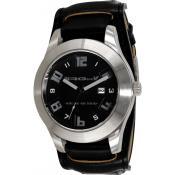 Montre RG512 Cuir Dateur Noire G50661-203